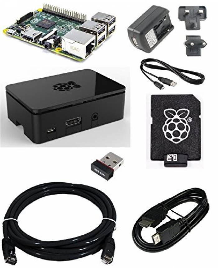 Raspberry Pi RPi2SKblk: la recensione di Best-Tech.it