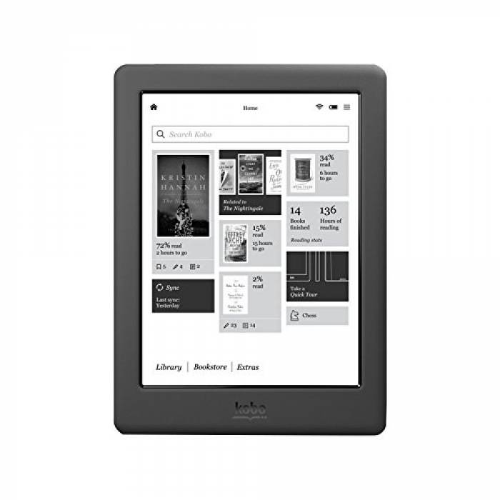 Kobo N437-KU-BK-K-EP: la recensione di Best-Tech.it