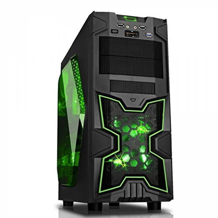 Itek Ninja Gaming Case Middle Tower: la recensione di Best-Tech.it