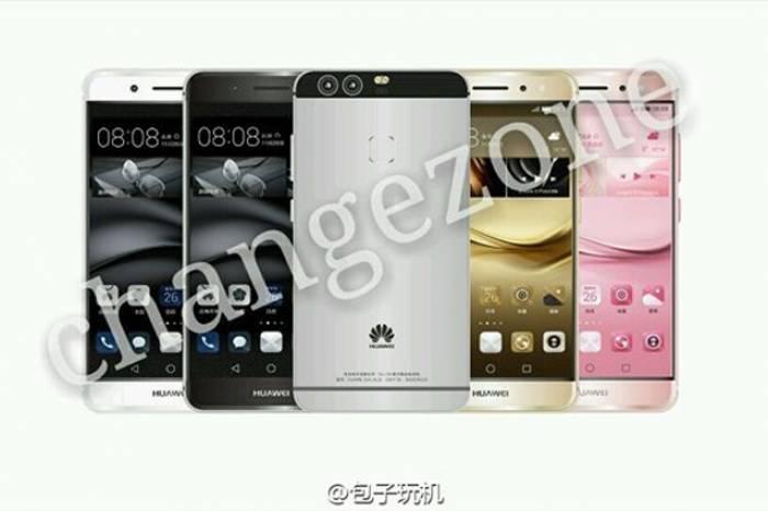 Huawei P9, presunte foto ne svelano il design