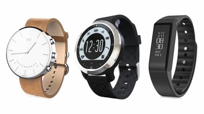 Elephone W2, F69 e Vidonn X6S: Tre smartwatch per ogni esigenza