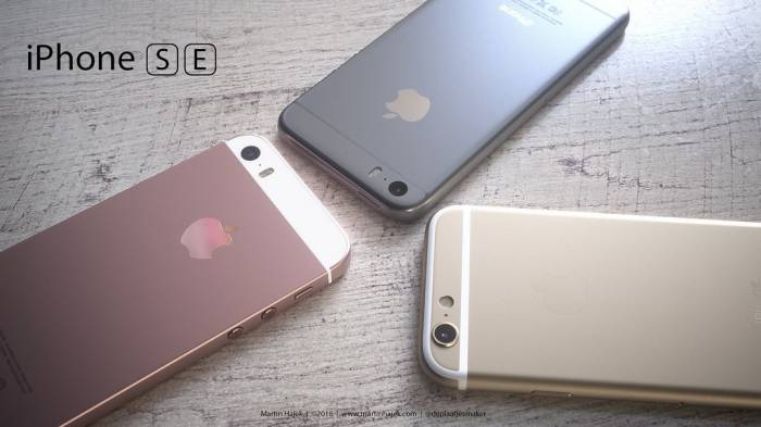 Nuovo Apple iPhone SE
