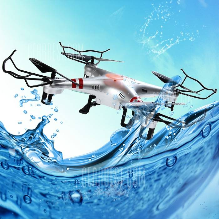 GPToys H2O Aviax 3D Eversion