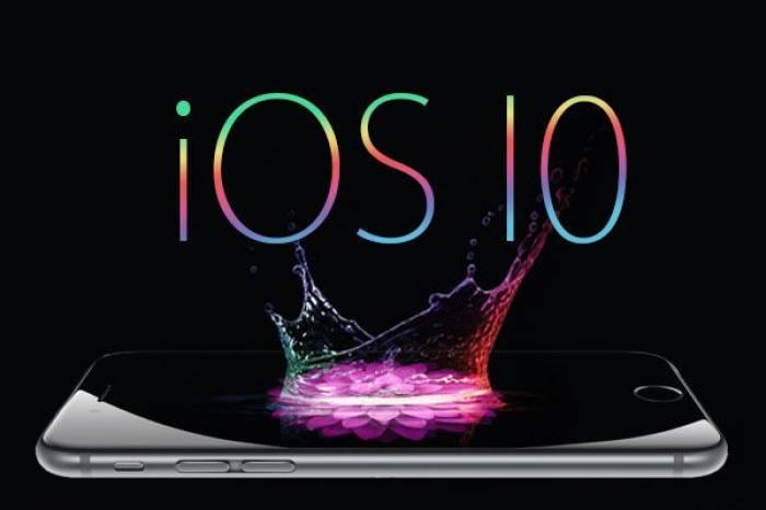 Apple iOS 10, lista compatibilita'