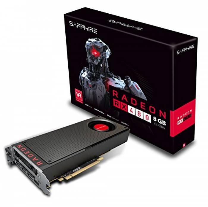 Sapphire Radeon RX 480 8gb : la recensione di Best-Tech.it