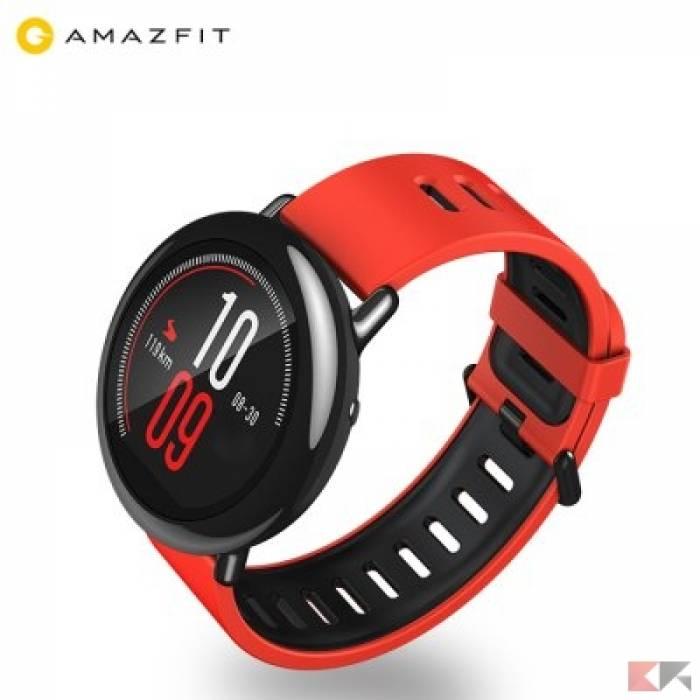 Xiaomi Amazfit, il nuovo Smartwatch di Xiaomi - Scheda Tecnica di Best-Tech.it