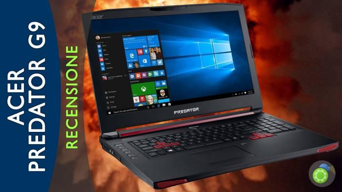 Acer Predator G9-791-71MG: la recensione di best-tech.it