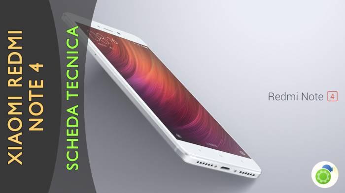Xiaomi Redmi Note 4 3GB RAM 4G Phablet SILVER - Recensione e Scheda tecnica di Best-Tech.it