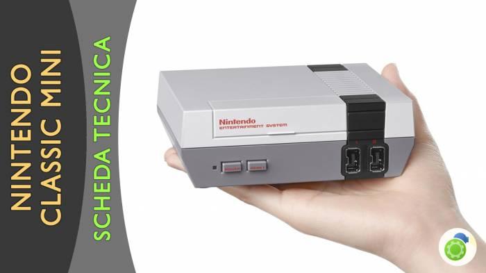 Nintendo Classic Mini - La scheda tecnica di Best-Tech.it