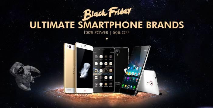 Black Friday 2016 Gearbest - Smartphone Top Brands
