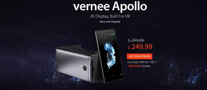Vernee Apollo 4G - La scheda tecnica di Best-Tech.it