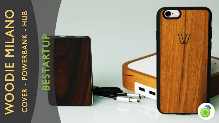 Accessori e design, Woodie Milano la startup Made in Italy
