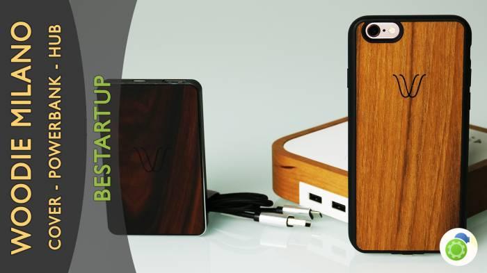 Accessori e design, Woodie Milano la startup Made in Italy