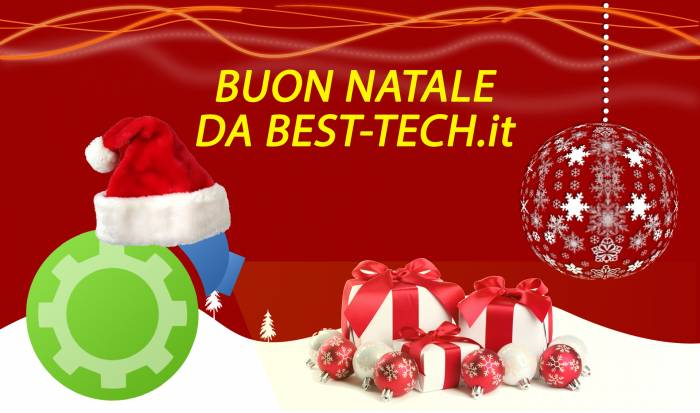 Auguri di Natale 2016 - da Best-Tech.it