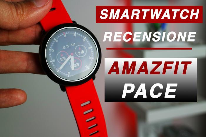 Amazfit Pace, lo smartwatch del momento. - La recensione di Best-Tech.it