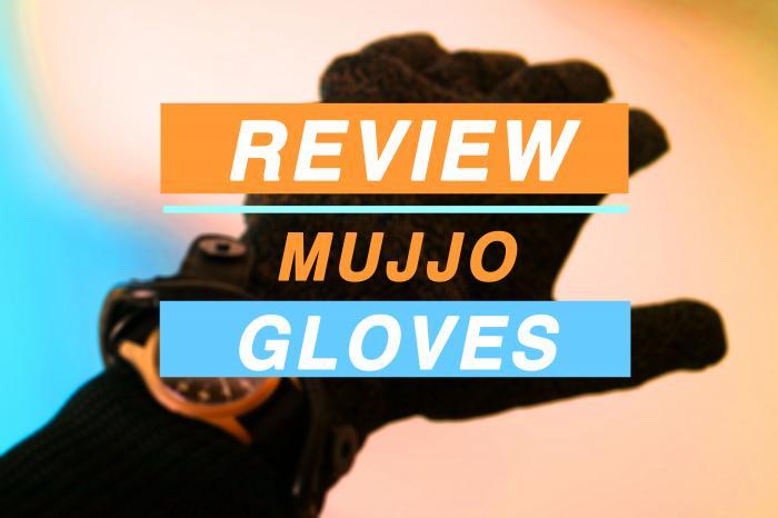 Guanti Mujjo, tecnologia ed eleganza - La recensione di Best-Tech.it