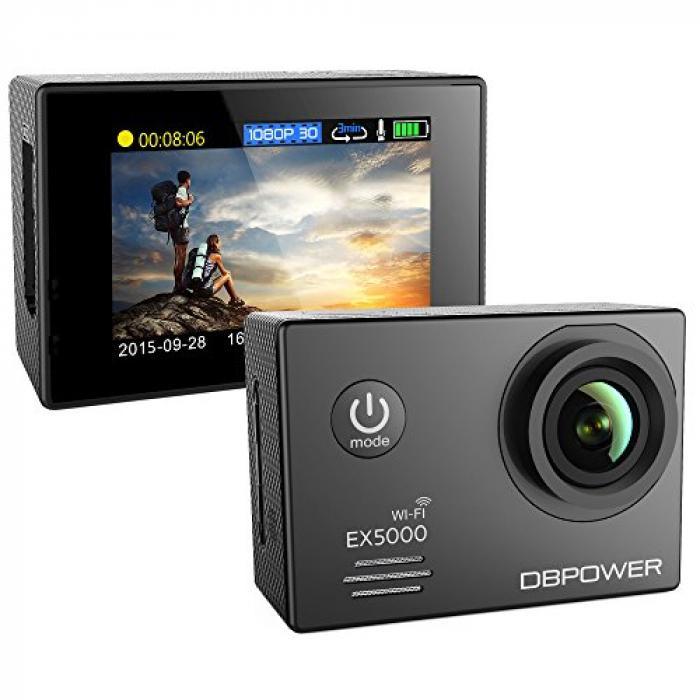 DBPOWER EX5000, Gopro Hero4 economica - La Recensione di Best-Tech.it
