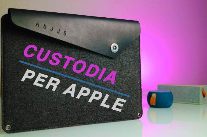 Custodia Apple MacBook Mujjo - La recensione di Best-Tech.it