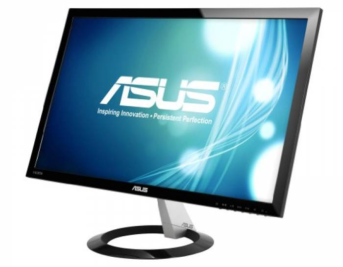 Asus VX238H Monitor: la recensione di Best-Tech.it
