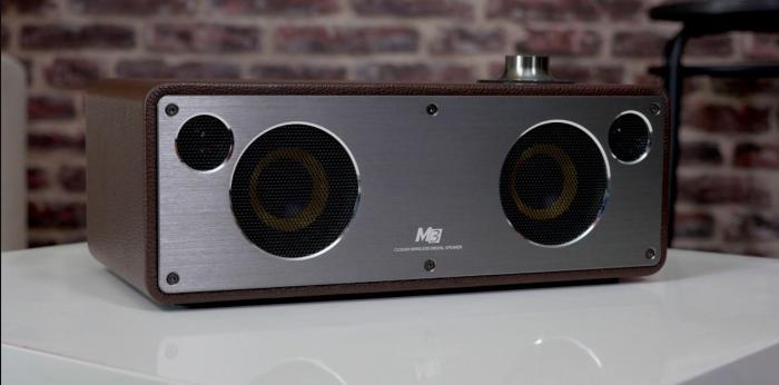 Speaker Wireless GGMM M3, la cassa californiana multiroom compatibile con Airplay