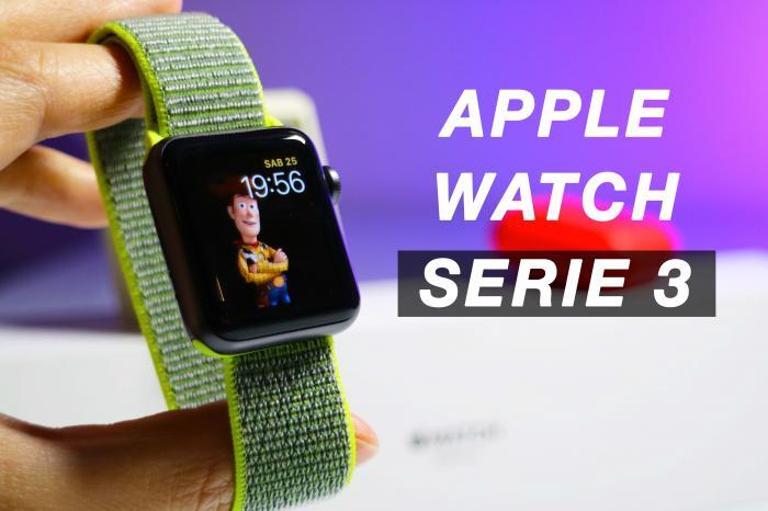 Recensione Apple Watch serie 3, con LTE sarebbe perfetto