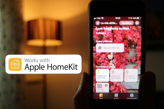 Apple HomeKit, e la casa diventa SMART
