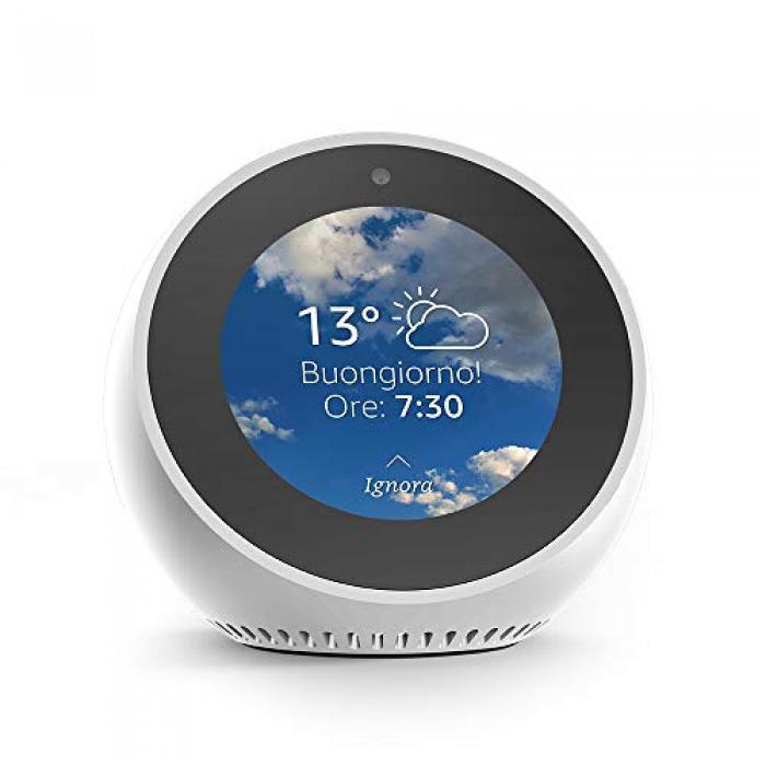 Amazon Echo Spot - La nostra esperienza