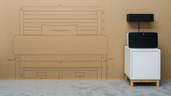 SYMFONISK WiFi, le idee di Ikea e l'audio di Sonos insieme