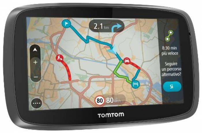 TomTom GO 500: la recensione di Best-Tech.it