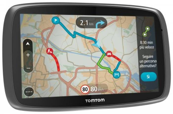 TomTom GO 610: la recensione di Best-Tech.it