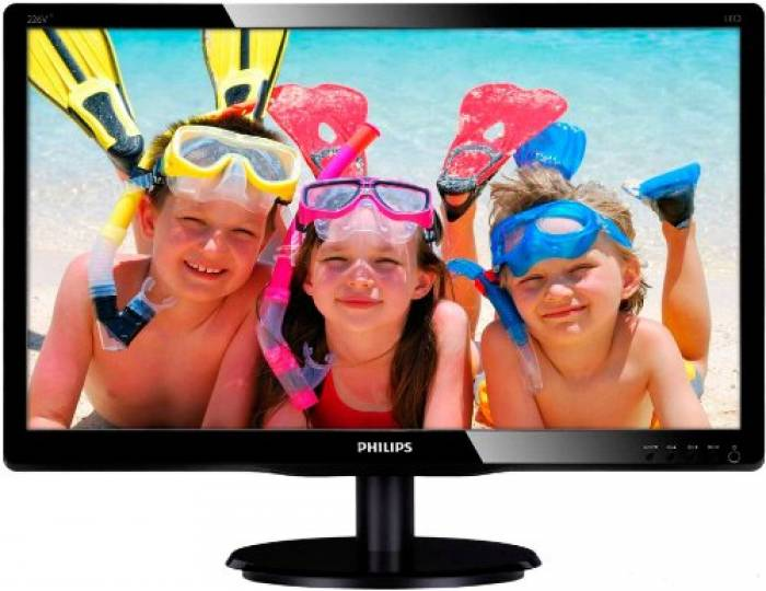 Philips 226V4LAB/00 LCD: la recensione di Best-Tech.it