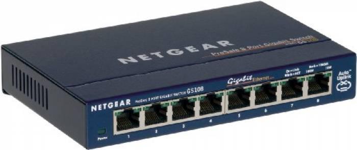 Netgear GS108GE ProSafe: la recensione di Best-Tech.it