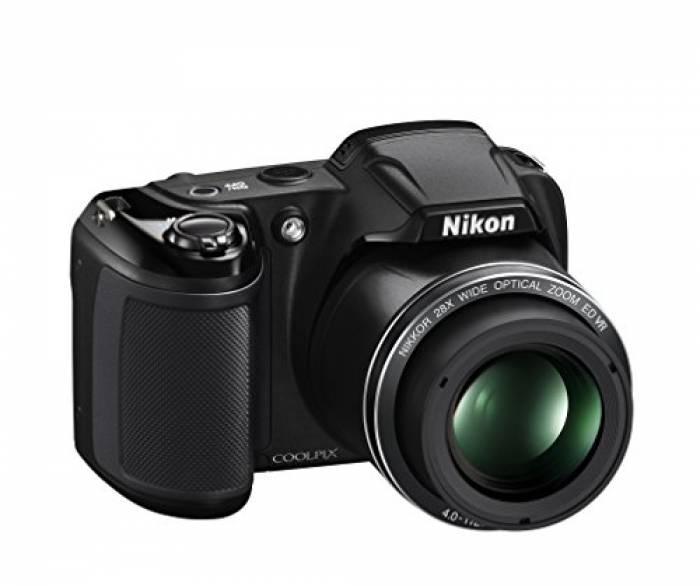Nikon Coolpix L340: la recensione di Best-Tech.it