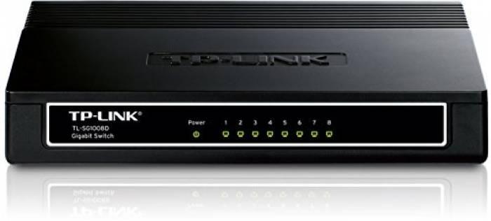 TP-LINK TL-SG1008D Switch: la recensione di Best-Tech.it