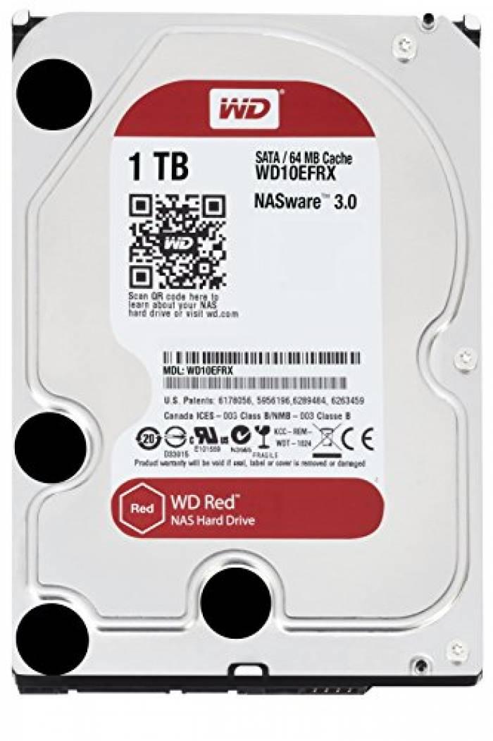 WD Red 1TB: la recensione di Best-Tech.it