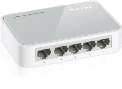 Tp-link TL-SF1005D: la recensione di Best-Tech.it