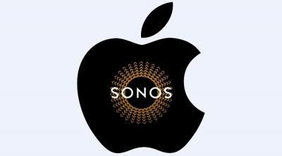 Apple Music e Sonos. Da oggi.
