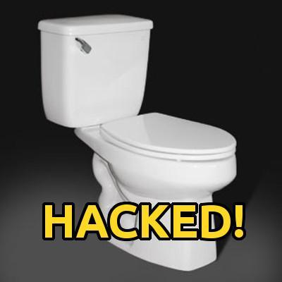 Gli hacker della toilette