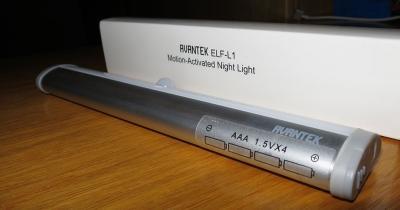 Avantek ELF-L1 luce led notturna attivata dal movimento