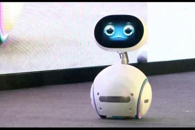 Zenbo, il robot casalingo di Asus