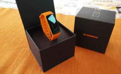 Sport Tracker RIVERSONG Wave HR: la recensione di best-tech.it