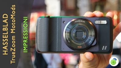 Moto Mods Hasselblad True Zoom - La impressioni di Best-Tech.it
