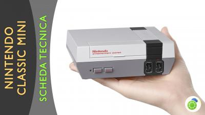 Nintendo Classic Mini - La scheda tecnica di Best-Tech.it