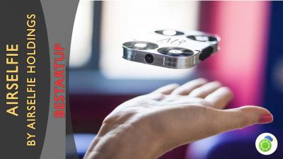 Airselfie Flyingcam - BeStartUp di Best-Tech.it [AGGIORNAMENTO]