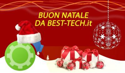 Auguri di Natale 2016 - da Best-Tech.it