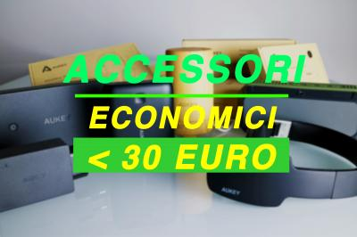 Accessori sotto 30 euro Aukey - Best-Tech.it