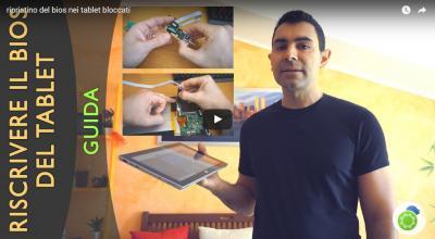 Ripristino del bios nei tablet bloccati - la guida di best-tech