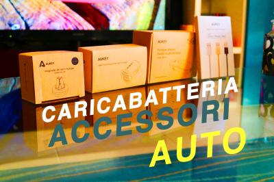 Caricabatteria e accessori auto by Aukey - La recensione di Best-Tech.it