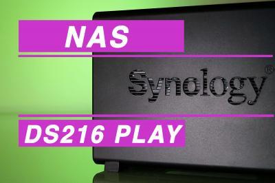 Synology DS216play, il NAS per tutti. - La recensione completa