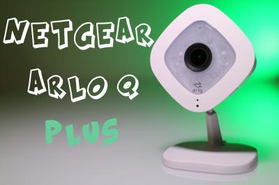 Netgear VMC3040S-100EUS Arlo Q Plus - La Recensione